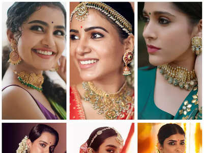 Actresses who look gorgeous in ethnic wear