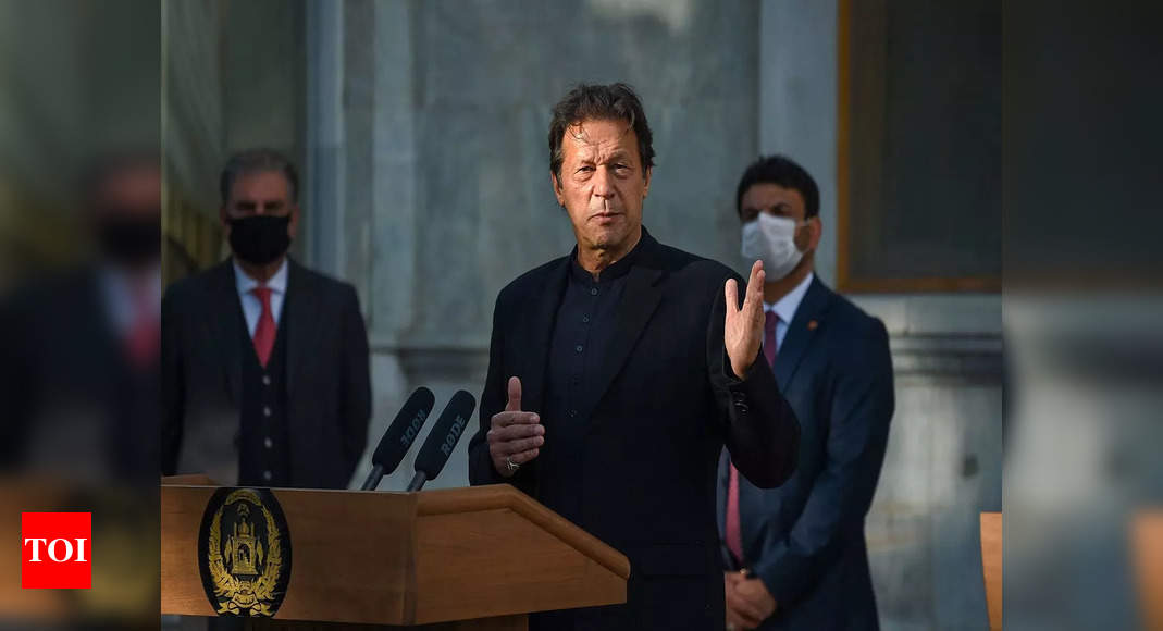 'New reality' established in Afghan with Taliban takeover: Pak PM