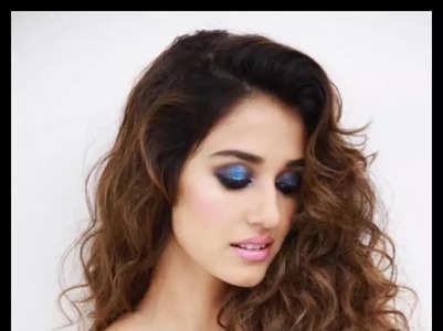 Disha Patani's eye-catching eye makeup looks