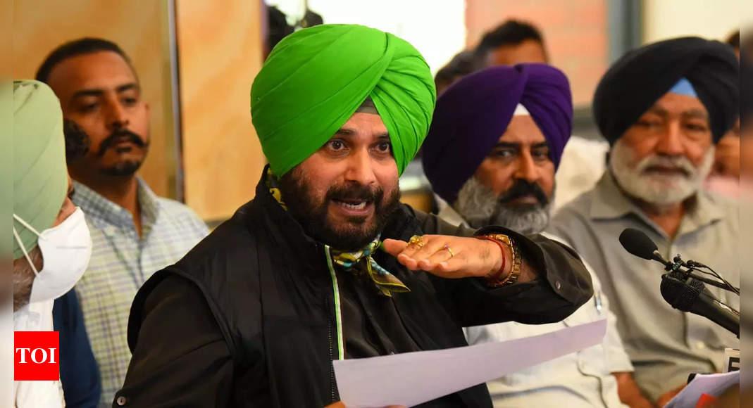 Raghav Chadha calls Navjot Singh Sidhu 'Rakhi Sawant of Punjab'