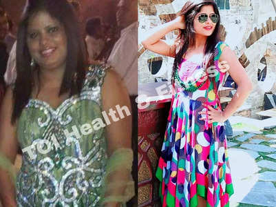 """Weight loss:""""I cooked food in ghee and did yoga"""""""