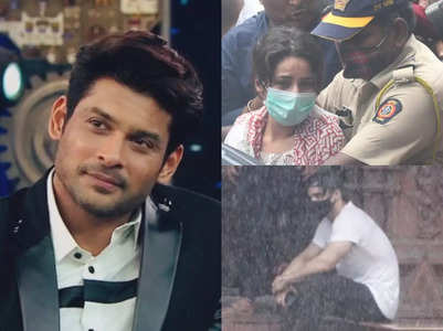 All that happened after Sidharth's demise