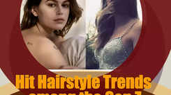 HIT Hairstyle trends among the Gen Z and Millennials