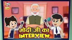 Watch Latest Children Hindi Nursery Story 'Happy Birthday Modiji' for Kids - Check out Fun Kids Nursery Rhymes And Baby Songs In Hindi