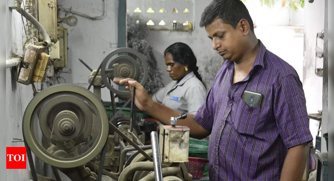 'Most Indian cos believe MSME sector revival can boost rural employment'