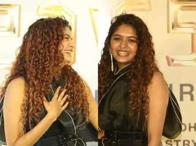 10 Stunning Looks of Aditi Shankar