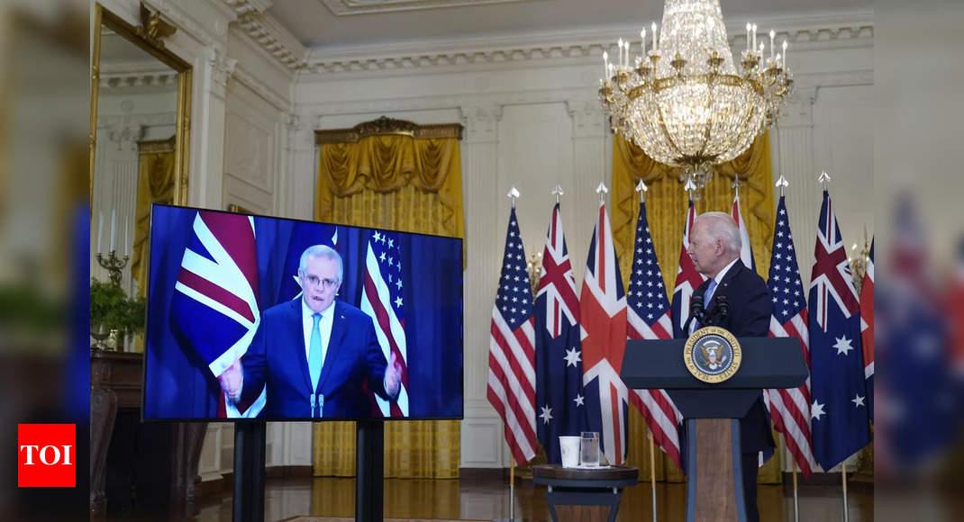 France cancels Washington gala over Australian submarine deal