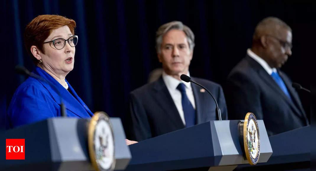 AUKUS Focus: Global temperatures rise over US-China strategic sparring