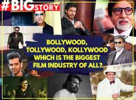 #BigStory: Bollywood Vs Tollywood Vs Kollywood