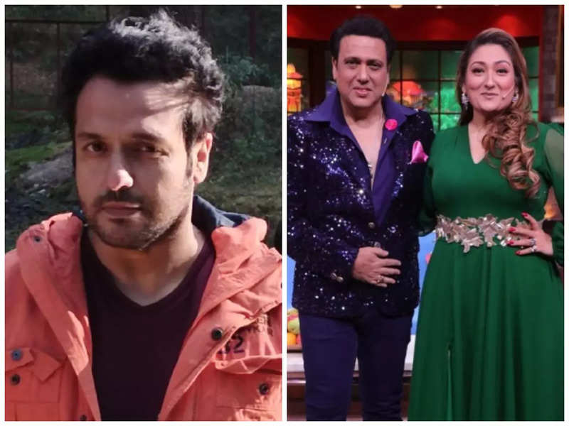 'I am happy at least one of them realised that I have brought them up like a mother,' says Govinda's wife Sunita Ahuja after Vinay Anand calls her a mother figure