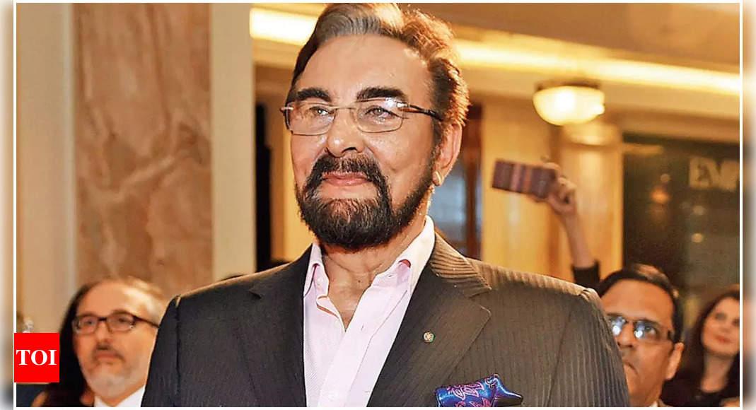 Kabir Bedi's candid memory about Salman Khan