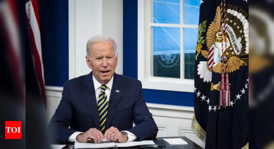 Joe Biden to focus on combating Covid-19 pandemic, climate crisis in 1st UNGA address