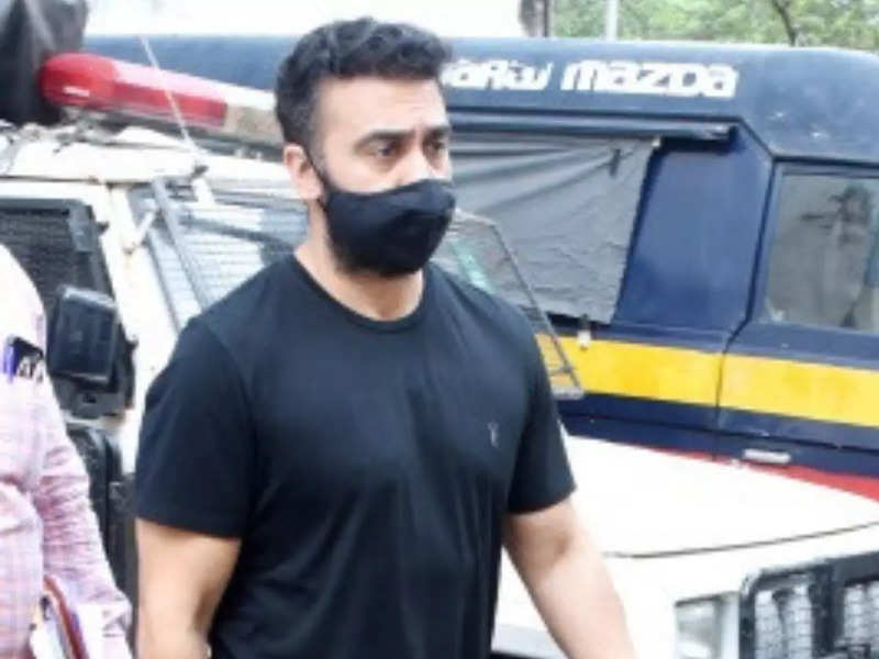 (File Photo) Businessman and actress Shilpa Shetty's husband Raj Kundra moved a bail application in a court in Mumbai.