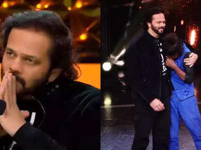 Rohit Shetty gets emotional; watch promo