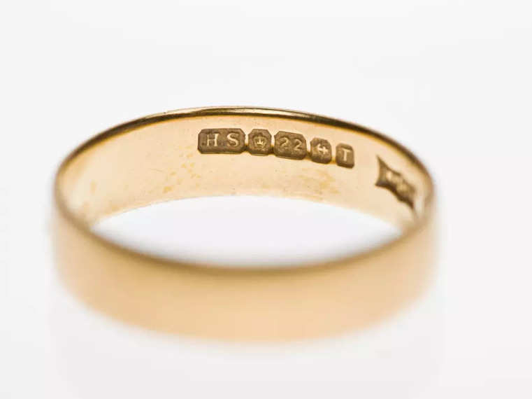 What are those tiny inscriptions on your jewellery?