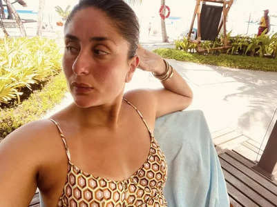 Bebo's 'post lunch stare' picture