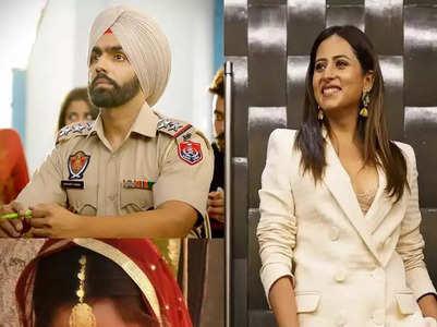 Viral Pics of Punjabi Stars From The Week