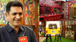 Bigg Boss Marathi 3 set designer Omung Kumar reveals what unique decor he has created in the house