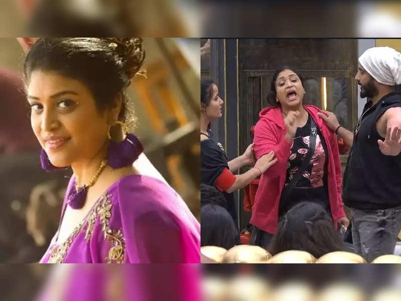 uma devi: Bigg Boss Telugu 5: Karthika Deepam fame Uma Devi to get  eliminated from the show? - Times of India