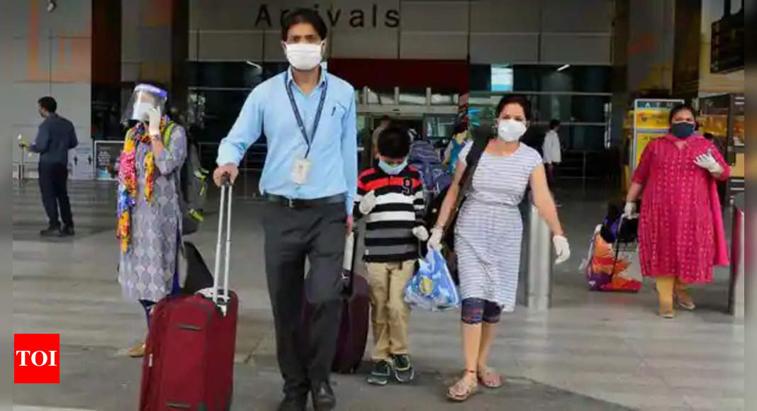Domestic flyers: Now, get low airfares on booking 16 days before date of travel and Govt allows more flights – Times of India