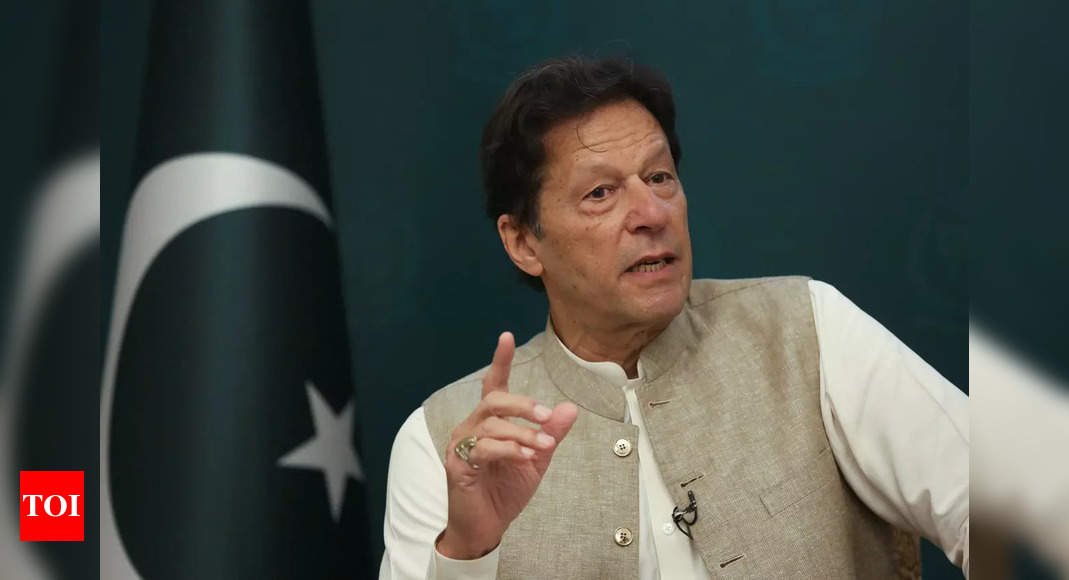 khan:  Biden faced 'unfair criticism' over US troop withdrawal from Afghanistan, say Pak PM Imran Khan - Times of India