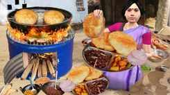 Watch Latest Children Hindi Nursery Story 'Cement Wood Stove Chole Bhature' for Kids - Check out Fun Kids Nursery Rhymes And Baby Songs In Hindi