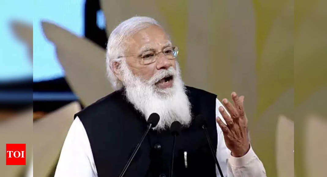 PM asks secretaries to use domain knowledge of officials & data | India News – Times of India