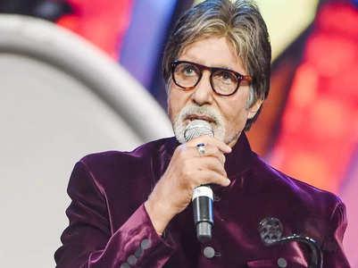 Amitabh Bachchan on endorsing paan masala