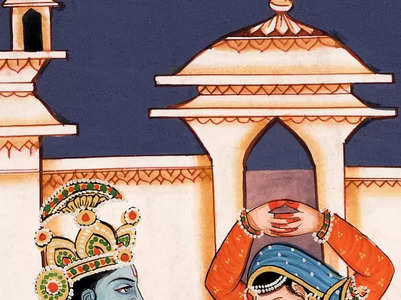10 quotes by Lord Krishna on love
