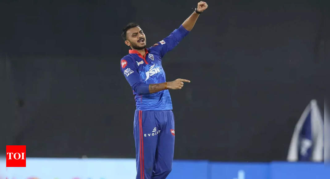 ipl:  IPL 2021: We'll look to build on our happy memories from last season and go a step further, says Axar Patel | Cricket News – Times of India