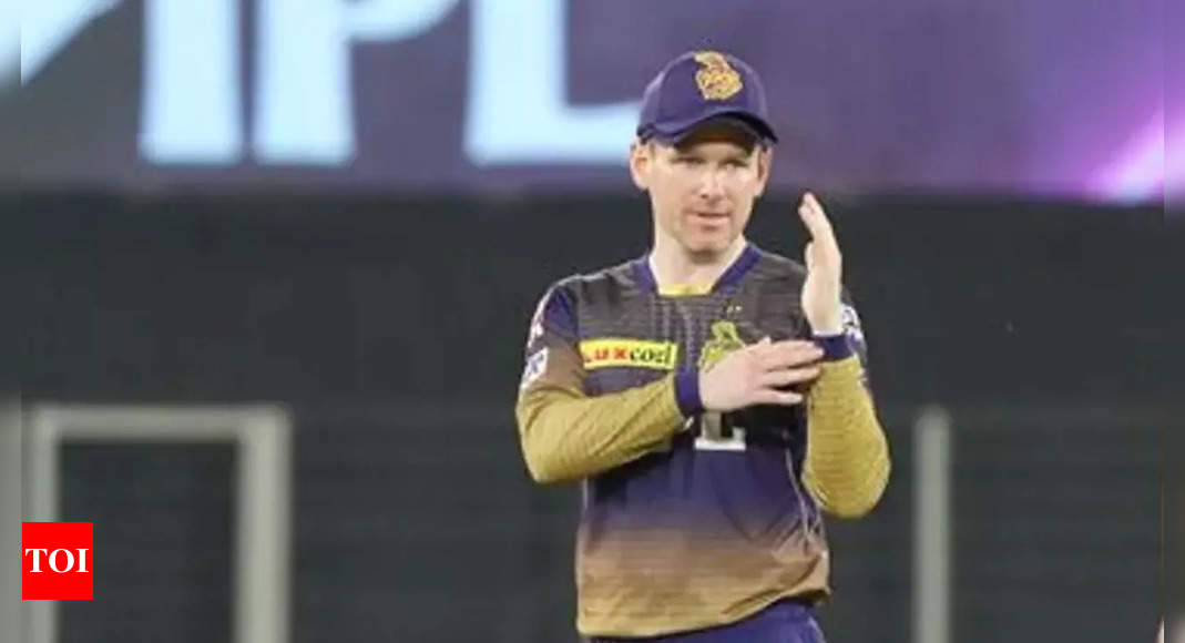 Eoin Morgan: KKR is now dangerous side with nothing to lose, says Morgan | Cricket News – Times of India