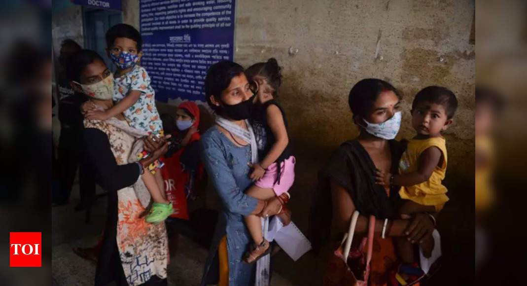 Kids' fever cases giving states shivers