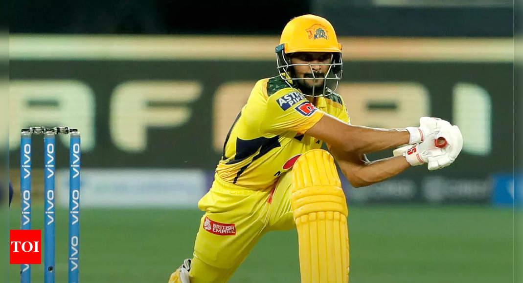IPL 2021: One of my top innings, says Ruturaj Gaikwad after Chennai Super Kings beat Mumbai Indians | Cricket News – Times of India