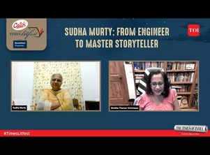 Sudha Murty on books, writing and relationships