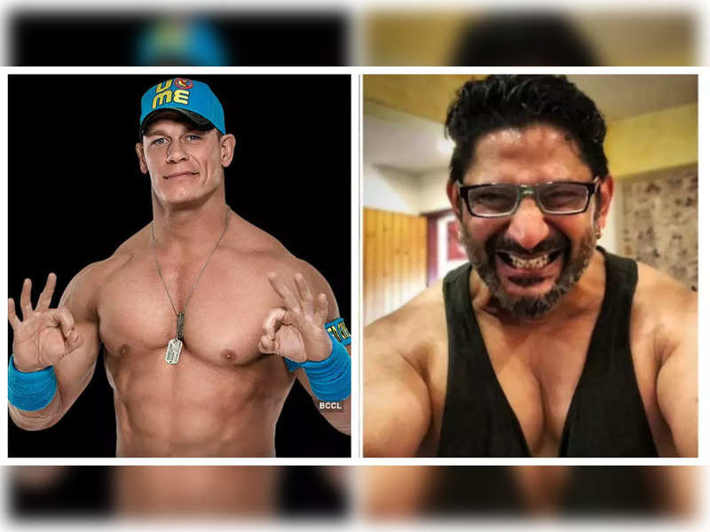 Arshad Warsi reacts to John Cena sharing his transformation photo on Instagram, says he is 'quite kicked'