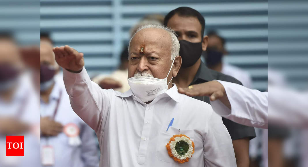 Welfare of world possible in supreme glory of Hindu nation: RSS chief