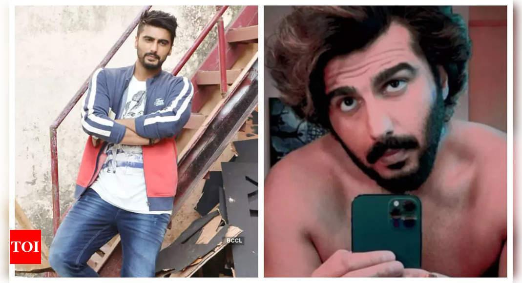 Arjun Kapoor preps up for Ek Villain Returns