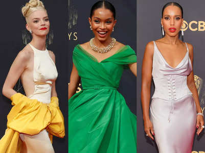 Meet the best dressed at Emmy Awards 2021
