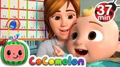 Nursery Rhymes in English: Children Video Song in English 'Getting Ready for School'