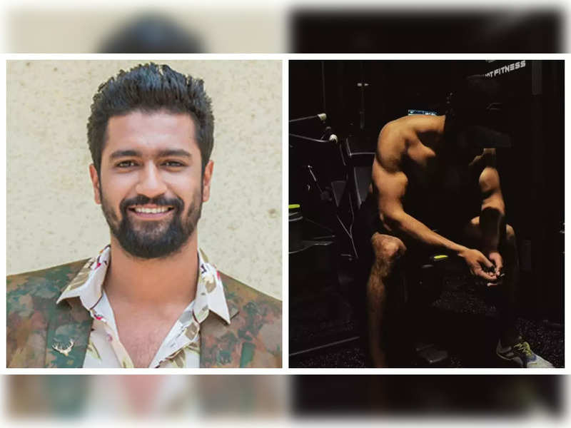 THIS picture of Vicky Kaushal showing off his ripped physique will drive away all your Monday blues