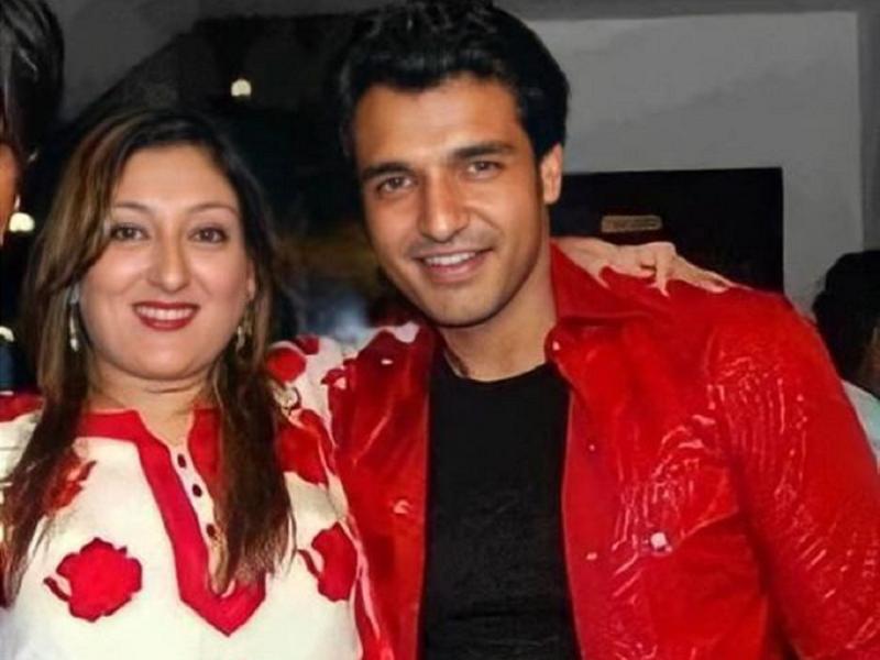Govinda's nephew Vinay Anand shares a sweet memory with Sunita Ahuja