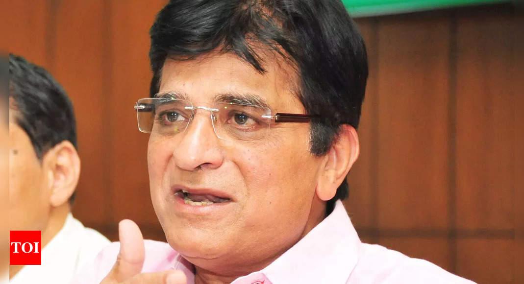 Will file Rs 100 cr defamation suit against Kirit Somaiya: Maharashtra minister