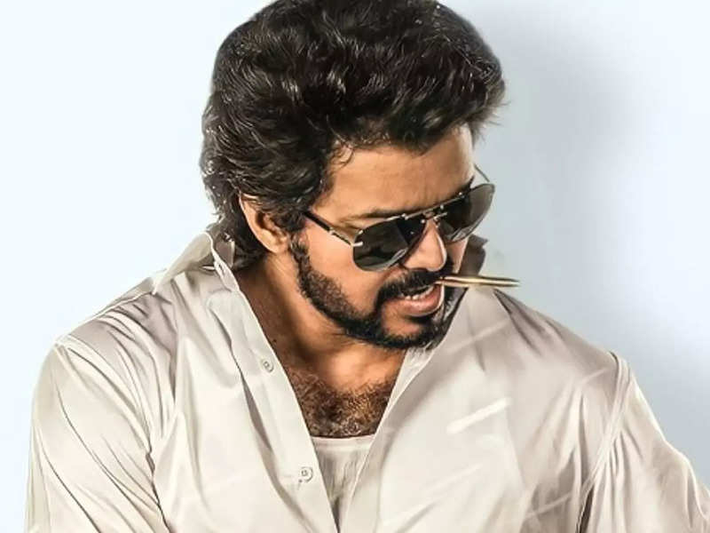 Thalapathy Vijay's 'Beast' next schedule begins from today in Delhi