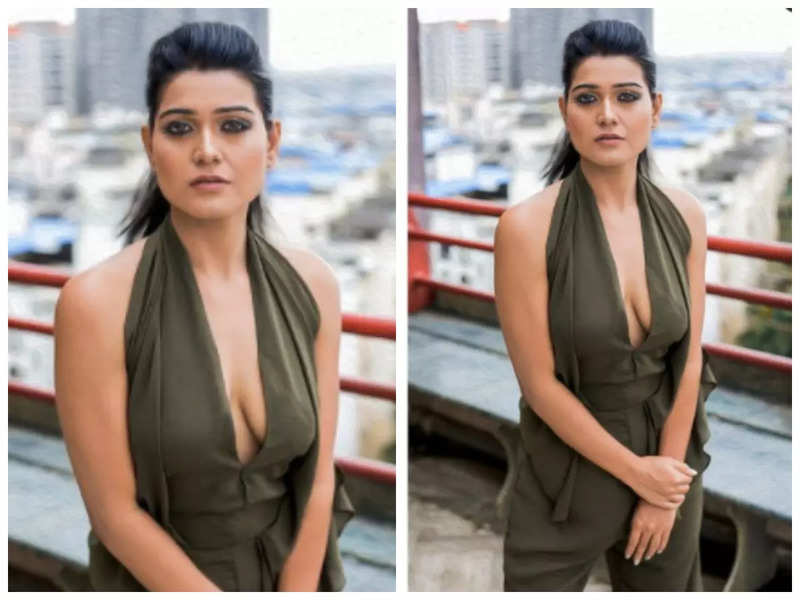 Kanak Pandey raises the temperature with a stunning photoshoot picture