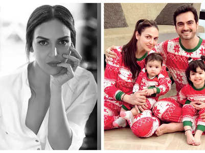 Esha Deol: I prefer to keep my kids private