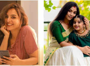Muktha's daughter Kanmani leaves Manju awed