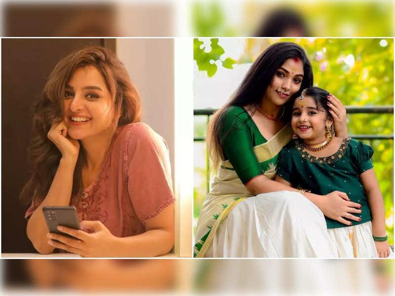 Here's how Muktha's daughter Kanmani left Manju Warrier awed