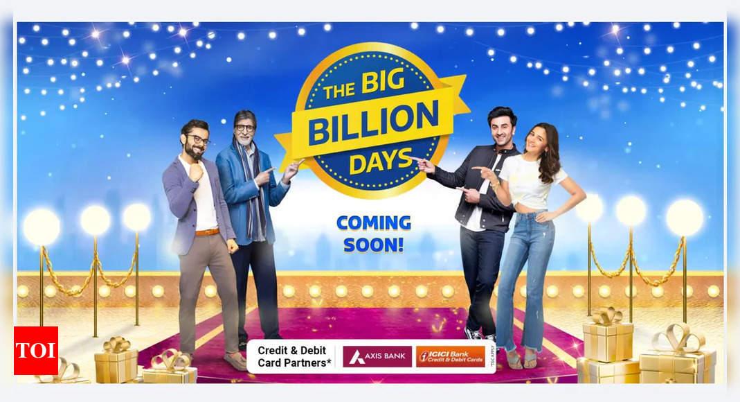 Poco, Samsung, Realme and other brands set to launch new smartphones during Flipkart Big Billion Days Sale 2021