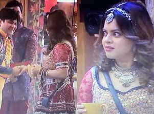 BB Marathi 3: Ex-couple Sneha Wagh-Avishkar in the house