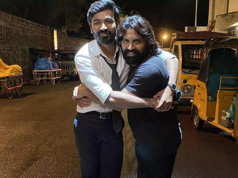 'Rowdy Baby' duo Dhanush and Jani reunite for 'Thiruchitrambalam'